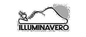 Logo of Illuminavero for Lumenworkx Opto-mechanical Design Partner mention